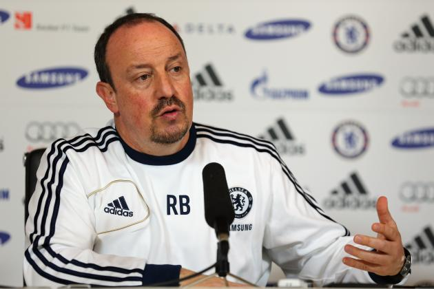 Benitez Claims Chelsea Haven't Got Enough Players... so Why Are 22 out on Loan?