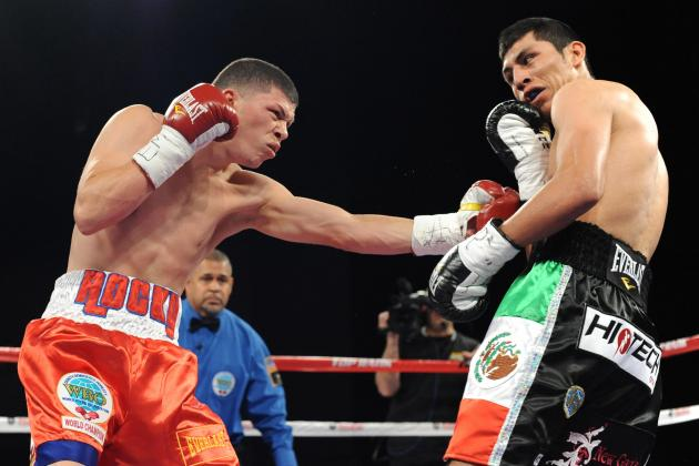 Martinez vs. Burgos Decision Being Investigated by WBO
