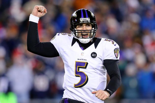 Why Joe Flacco Is Crazy to Think He Can Get Peyton Manning Type Money