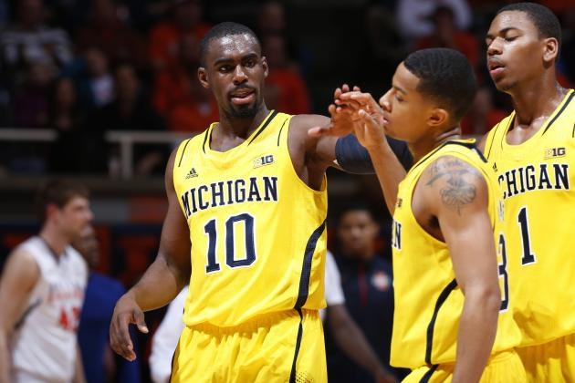 Michigan Basketball: Where Does Wolverines' Backcourt Rank Among Nation's Best?