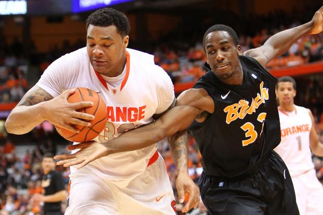 Syracuse's Dajuan Coleman to Undergo Surgery on Knee