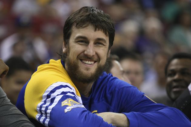 Video: Andrew Bogut Returns with Block After Block