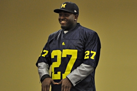 Michigan Football Recruiting: Wolverines Score Big with 5-Star RB Derrick Green
