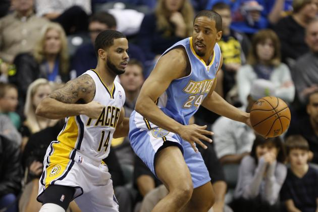 NBA Gamecast: Pacers vs. Nuggets