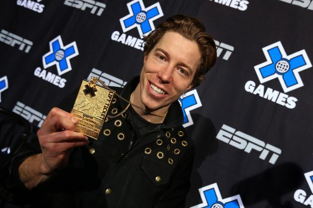 Shaun White Still Snowboarding's Best with Impressive Show at Winter X-Games