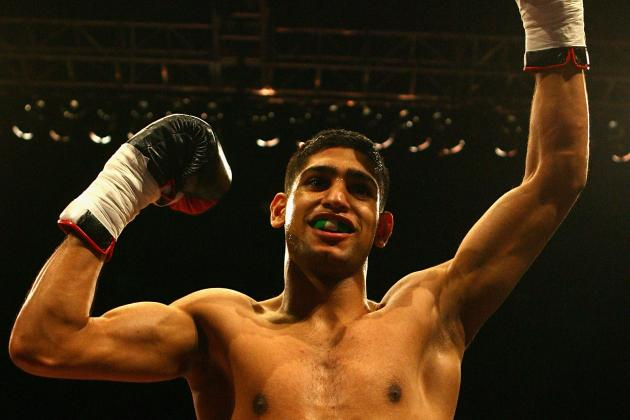 Hunter: Amir Kahn Will Be Back on Top