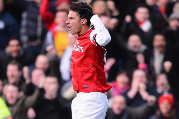 Olivier Giroud: Past Week Has Shown Us What the Frenchman Can and Will Do