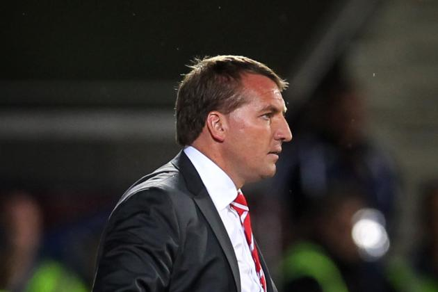 Rodgers Renews Attack on 'Too Soft' Players Ahead of Trip to Arsenal