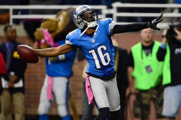 Why the Detroit Lions Should Not Cut Ties with Titus Young