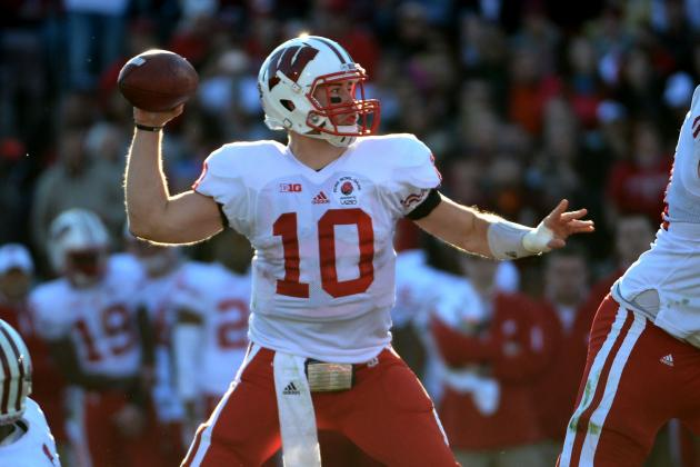 Curt Phillips Determined in Battle for Wisconsin Starting QB Job