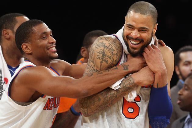 White Lists Knicks' Best Dancer, Dresser, Etc.
