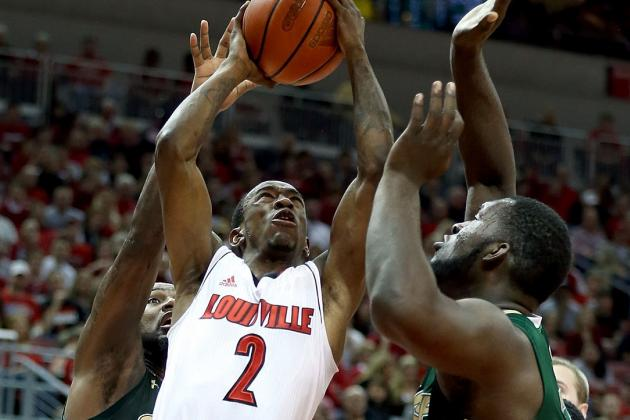 No. 12 Louisville 64, Pittsburgh 61