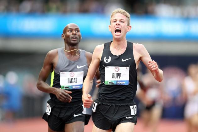 Track and Field: The Mile Run Still Thrives in a Metric World