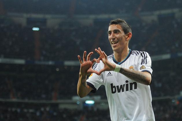 Angel Di Maria: Does He Have a Future with Real Madrid Beyond This Season?