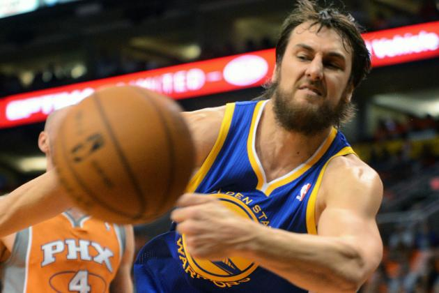 Andrew Bogut Returns, Stephen Curry Hurt as Warriors Defeat Raptors