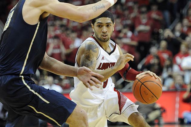 Louisville Making Slow Progress Back to Its Closing Ways in Win over Pitt