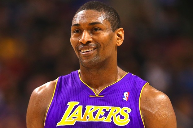 Metta World Peace in Development on Athlete Prank Show 'Metta World Pranks'