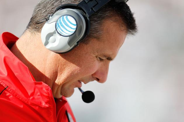 Ohio State Football: Meyer and the Buckeyes Lose out on Their Top OL Target
