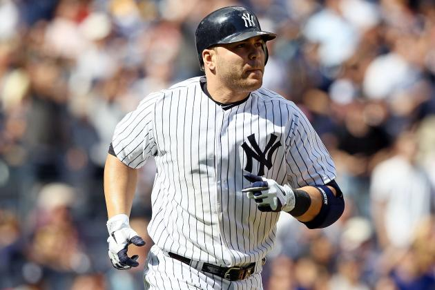 How Many Wins Will the Yankees' Catcher Problems Cost the Team in 2013?