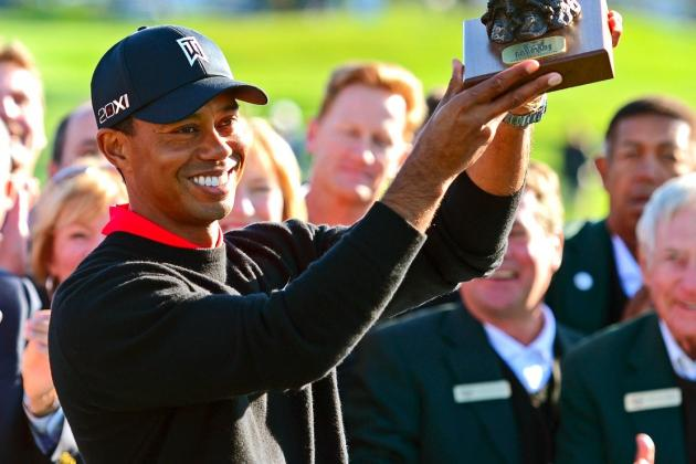 Tiger Woods Wins Farmers Insurance Open: Why PGA Desperately Needs Tiger of Old