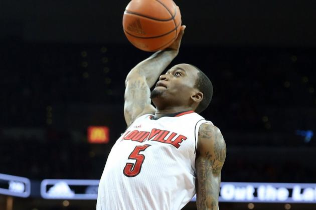Rick Pitino Says Kevin Ware Won't Be Back Anytime Soon
