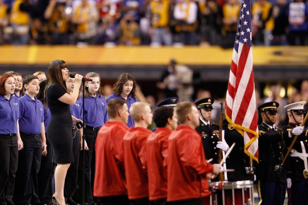 Super Bowl National Anthem 2013: Interesting Facts About Prior Performances