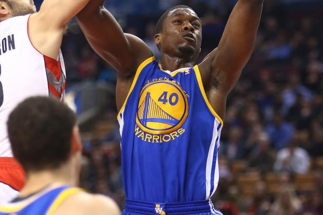 Video: Harrison Barnes Does Bad Things to Aaron Gray