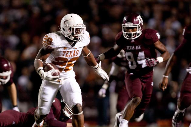 Legislator Introduces Bill That Would Require Annual Texas-Texas A&M Game