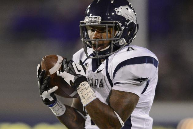 NFL Draft: Why Nevada WR Brandon Wimberly Should Be Drafted