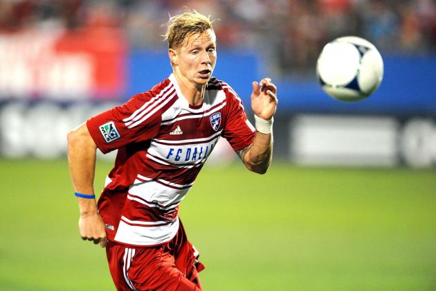 Stoke City Reportedly Agree to Deal for FC Dallas' Brek Shea