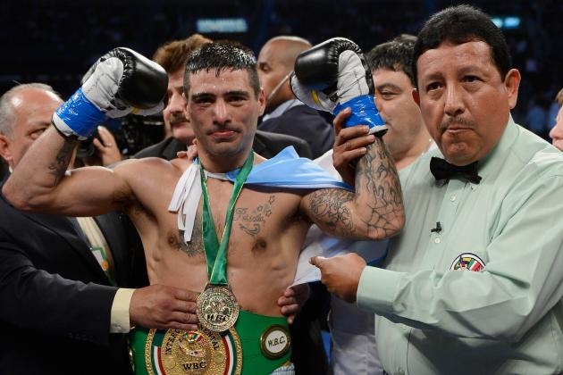 Boxing: Is Junior Welterweight Champion Danny Garcia Ducking Lucas Matthysse?