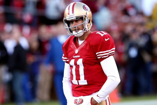 NFL Rumors: 49ers Need to Deny Alex Smith Release Request, Trade QB Instead