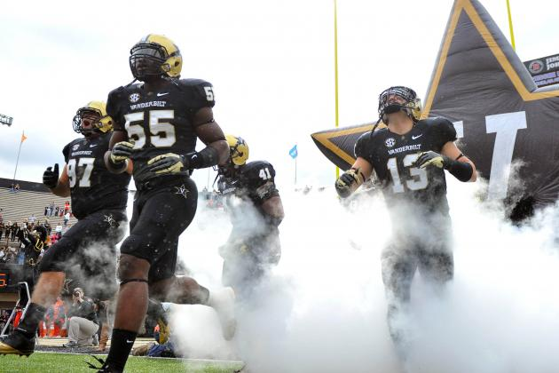 Johnathan Ford Ditches Vanderbilt; Commodore Players Flip out on Twitter