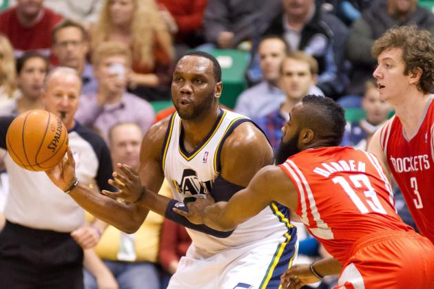 Al Jefferson Backs Fans' Booing of Jazz