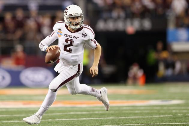 Johnny Manziel's Chances in the Quarterback-Driven NFL