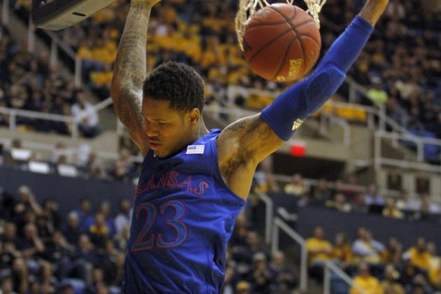 No. 2 Jayhawks Dress for Success, Hold off Upset-Minded Mountaineers