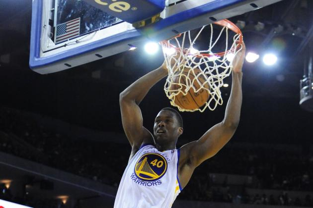 Harrison Barnes Does Bad Things to Aaron Gray