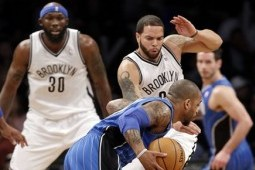 Brooklyn Nets Blitz Magic by Blitzing Magic Guards