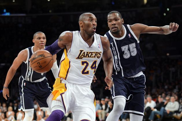 Los Angeles Lakers Must Go 5-2 on 7-Game Road Trip