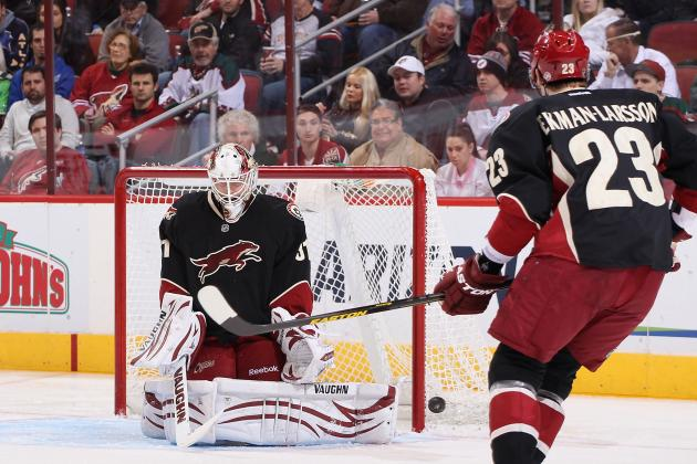 Johnson Shines in Coyotes Debut, Leads Team to Victory over Nashville