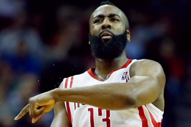 Harden, Rockets Hand Jazz Worst Home Loss