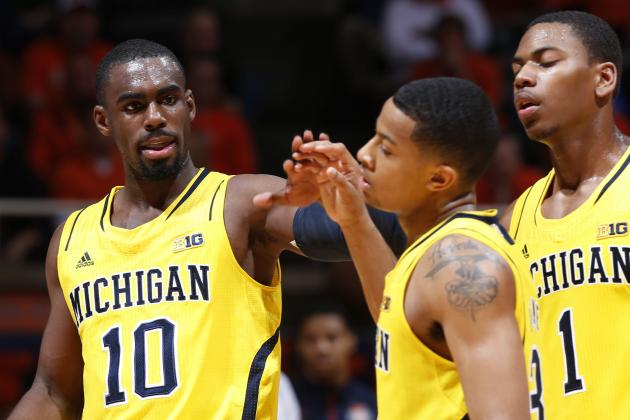 With No. 1 Ranking, Michigan Shows How Far It's Come