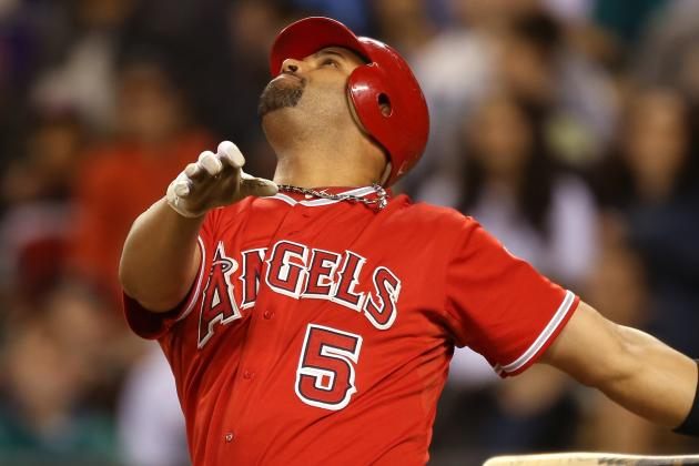 Pujols out of WBC; Madson May Not Open Season with Angels