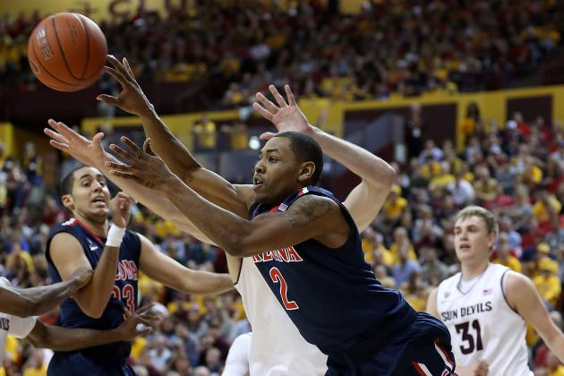 Arizona Basketball: Will 2 Pac-12 Losses Cost the Wildcats the Conference Title?