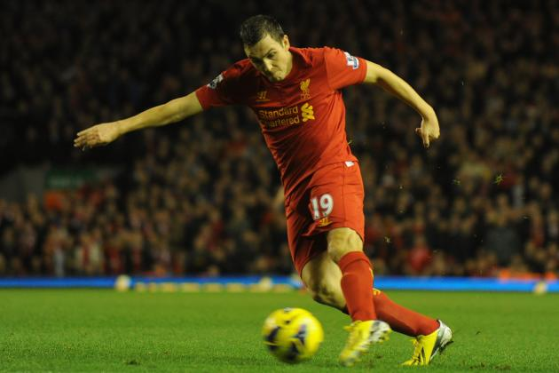 5 Things That Must Change for Stewart Downing to Succeed at Liverpool