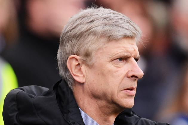 No Double David Deal: Wenger Rules out Signing Beckham and Barca Striker Villa