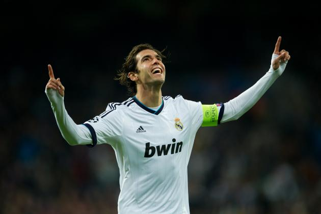 Kaka: Where Did It All Go Wrong for Brazilian Superstar at Madrid?