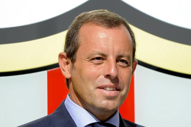 Rosell: 'Messi to Renew Contract Until 2018'