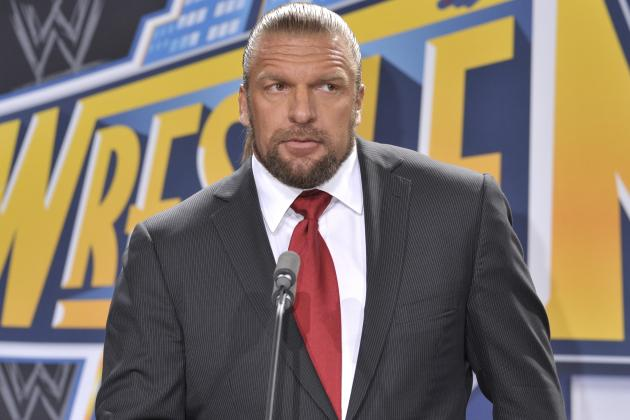 Triple H Returns to WWE at Monday Night Raw