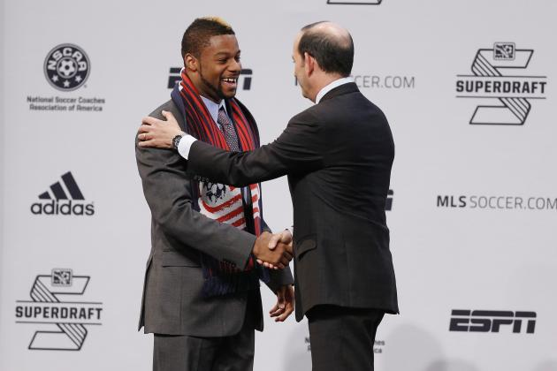 MLS Rookies Who Will Make the Biggest Impacts in 2013